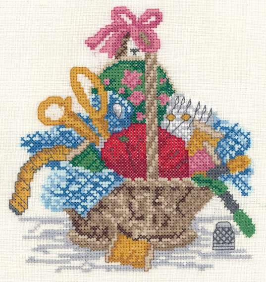 Sudberry house machine cross stitch embroidery