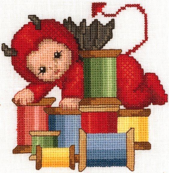 Cross stitch machine embroidery designs « origami