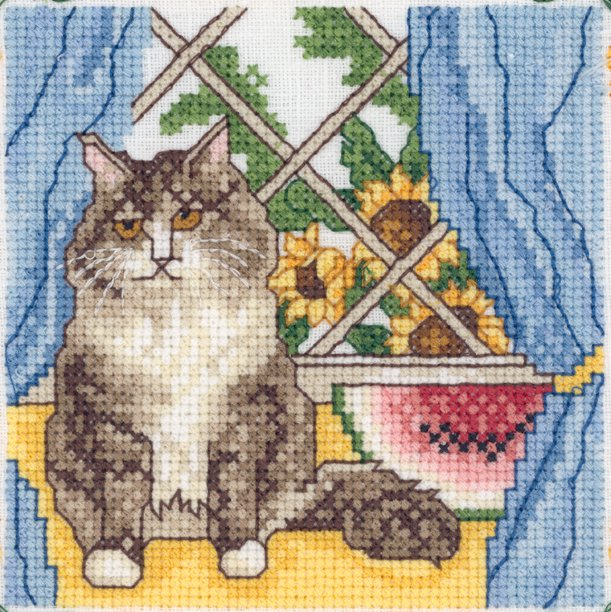 Embroidery machine cross stitch designs
